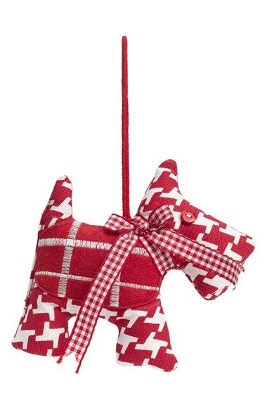 Shiraleah Scotty Dog Ornament available at #Nordstrom: Crafting Decorating, Scottie Dogs, Scottie Dog Crafts, Craft Ideas, Craft Dog, Crafts Stuffed