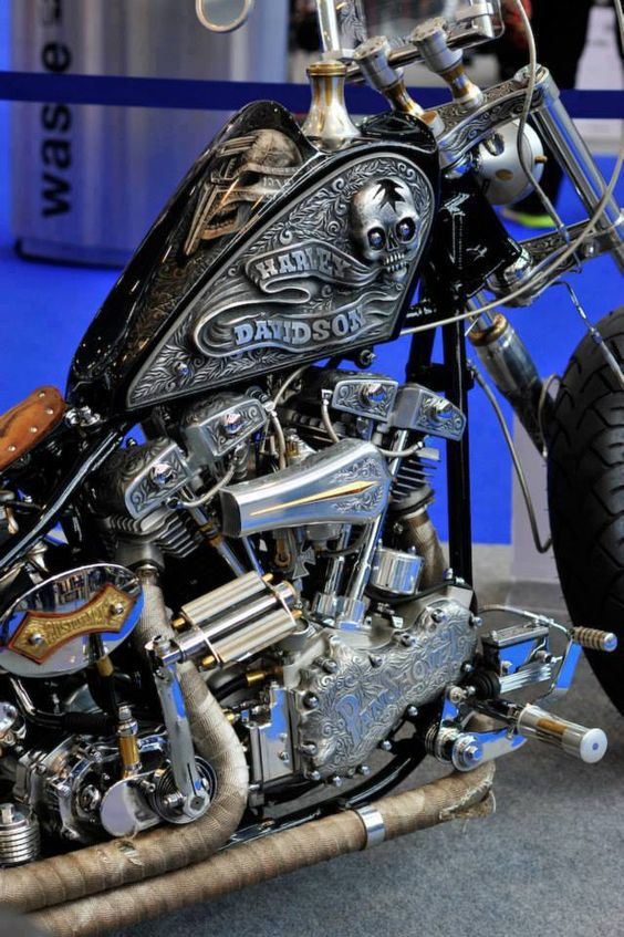 The person who created this bike has been mis-judged by many. They have been called freaks, outcasts, or believed to have some sort of altered metal status. The truth is, it came from someone who values freedom and creativity. They have vision, passion, p