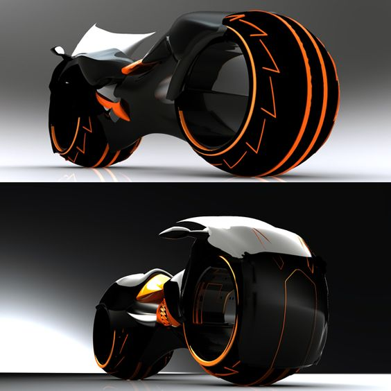 Tron Light Cycle by Wallace Campbell » Yanko Design: Concept Bikes, Future Sweet, Cars Motorcycles Trucks, Cars Trucks Motorcycle, Cars Bikes, Cars Trucks Bikes, Rinzler S Bike, Inspired Bike