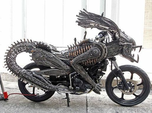 This is what American choppers should be making...: