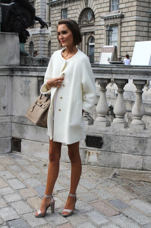 Chic in white. www.topshelfclothes.com