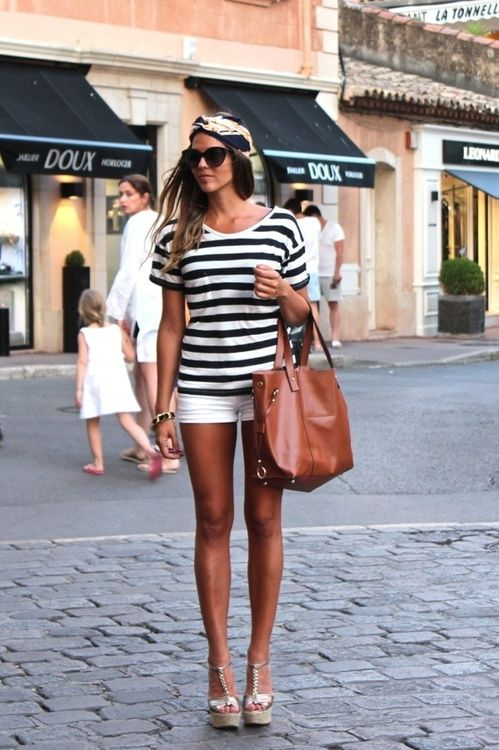 cute summer outfit http://www.topicbistro.com/2455/cute-casual-outfits/