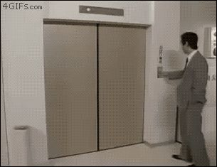 Things that would make your day at the Office Suck Less: Wouldn't riding the elevator be way more fun if it surprised you once in a while?