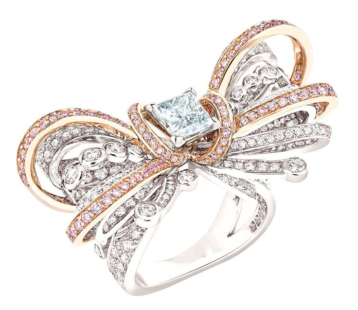 Chane Couture ring.: Coco Chanel, Chanel Couture, Diamond, Rings, Jewelry