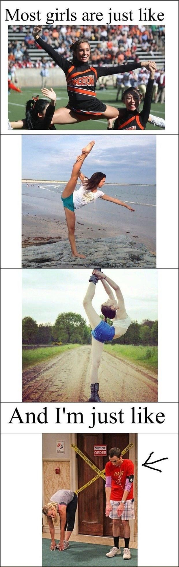 Funny Pictures Of The Day – 81 Pics #compartirvideos #funnypictures #uploadfunny: Funny Yoga Quotes, Funny True, Funny Quotes And Pictures, Funny Cheerleading Pictures, Yoga Quotes Funny, Memes Funny, Yoga Funny Quotes, Funny Pictures With Quotes