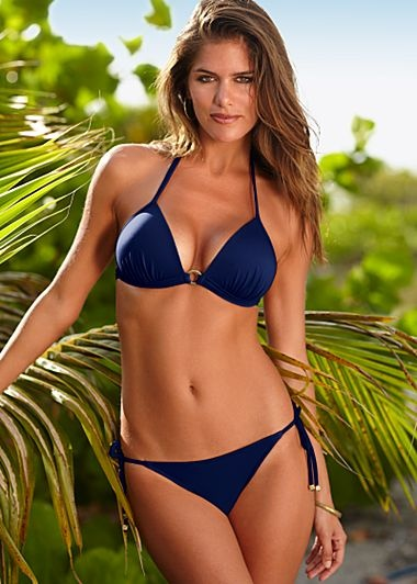This girl must have really sold me this bikini because there is nothing really special about it but for some reason I find myself wanting it.: Triangles, Side Moderate, Bikini, Triangle Tie, Enhancer Triangle, Triangle Top