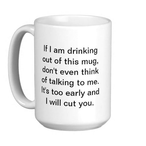 yup - totally buying this! Coffee Before Safe Conversation Coffee Mugs: Conversation Coffee, Safe Conversation, Gift, Funny Coffee Cup, Coffee Cups, Funny Stuff, Things, Coffee Mugs