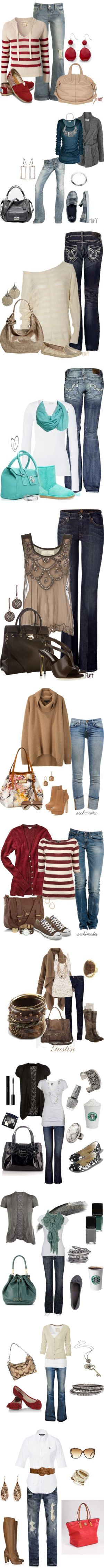 """""""Like"""" by polgaria on Polyvore; I like these outfits!"""