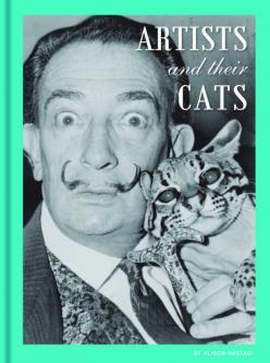 Artists and their CATS.: Cats, Famous Artists, Book, Salvador Dali, Portraits, People, Photo