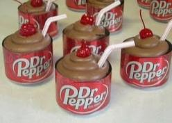 Dr. Pepper cupcakes. Perfect for a friends birthday!: Ideas, Drpepper, Sweet, Food, Recipes, Yummy, Dr Pepper Cupcakes, Dessert