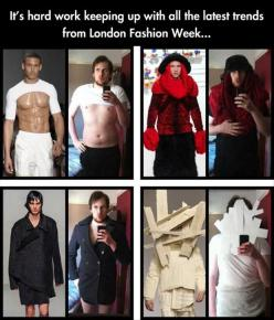 Dump A Day Funny Pictures Of The Day - 88 Pics: Funny Things, Work Keeping, Funny Pictures, Funny Stuff, Hard Work, Latest Trends, London Fashion Weeks