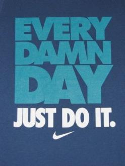 Every. Damn. Day. - Need some inspiration? Visit me: www.fb.com/chuberdeaueattrainsleep: Health Fitness, Fitness Quote, Workout Motivation, Fitness Inspiration, Just Do It, Fitness Motivation, Work Out, Shirt
