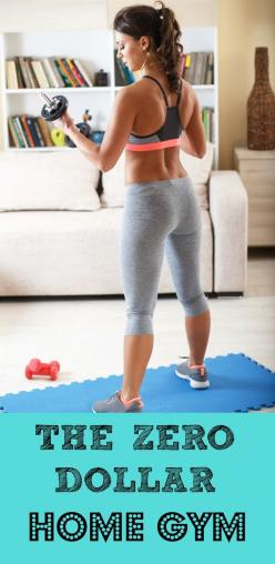 Get fit without spending a dime by making your own home gym.: Exercise Inspiration, Home Gyms, Fitness Tips, Fitness Inspiration, Fitness Motivation, Beauty, Health, Gym Workout, Workouts Fitness