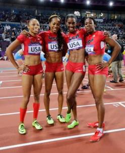 Gold medalist for team USA in women's Track & field   4x400-meter relay: Women S, Gold Medalist, 2012 Olympics, Usa Track And Field, Fitness Inspiration, Fitness Motivation, Track Field, Field 4X400 Meter, Team Usa