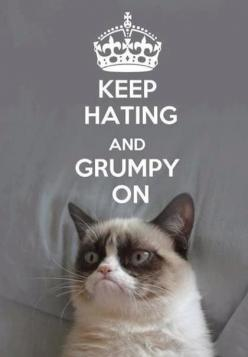 Grumpy On | #Tard #TardarSauce #GrumpyCat: Calm, Grumpy Cat Humor, Grumpy Kitty, Ha Grumpy, Tardarsauce Grumpycat, Grumpy Tardar, 2015 Resolution, Grumpy Grumpy, Grumpy Cats