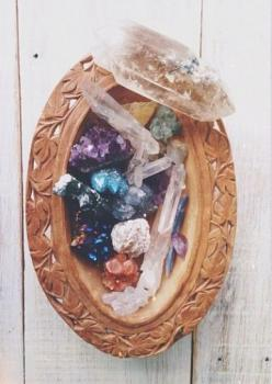 I have always loved gems and crystals. Once I settle at a place, I will have collections!: Stones Crystals Gems, Stones Gems Crystals, Crystals Stones, Gemstones Collection, Crystals Minerals, Jewels Crystals, Beautiful Crystals, Crystals Collection