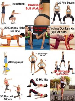 I just did eight of these workouts in a row. I couldn't even finish the last four. That frog jump killed me. My ass better look amazing. .. like now. Lol :): Fitness, Work Outs, Body Workout, Brazilian Butt, Butt Workouts, Exercise, Frog Jump, Booty W
