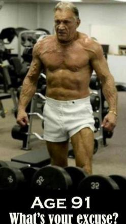 Much respect for this guy for going strong for decades #Teamnoexcuses: Workout Exercise, Inspiration, Bodybuilding, No Excuses, Fitness Motivation, Health, Fitness Workout