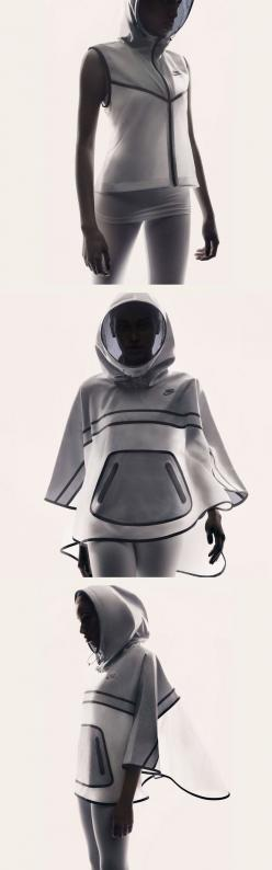 Nike Tech Pack Hyperfuse Windrunner: Fashion, Poncho, Style, Nike Tech, Pack Hyperfuse
