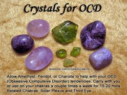 People who have psychological issues, like Obsessive-Compulsive Disorder, are also being given the false hope of these magic rocks, and are in fact exploited by things like this. Those with OCD are psychologically inclined to be superstitious and perform