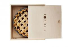 PieBox™. Because one day I will be the kind of housie who will make pies: Wooden Pie, Piebox, Pie Carry, Boxes, Feet, Decorative Pie
