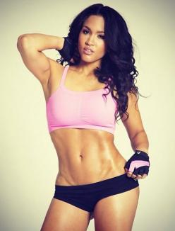Rosa Acosta. I don't want to be ripped like she is but this is kinda my goal: Body, Girls, Pink Acosta, Sexy, Inspiration, Rosa Costa, Beauty, Fitness Motivation, Women