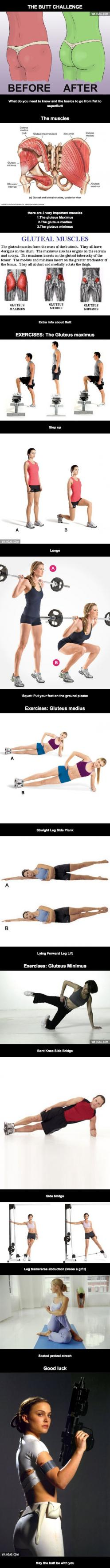 The site that's related to this is not more about the picture but this is great!: Fitness, Booty Exercise, Butt Exercise, Butt Challenge, Butt Workouts, Work Out, Booty Workout, Butt Excercise