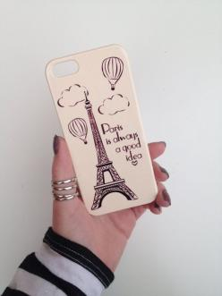 When I get my new one I will need this case! https://www.etsy.com/listing/179867216/paris-eiffel-tower-quote-mobile-cell: Quote Phone Cases, Cell Phone Cases, Quotes On Phone Cases, Custom Iphone Cases, Paris Phone Cases, Cases Deivices, Cases Accesory Ot