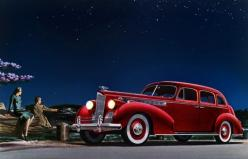 1940 Packard Super-8 One-Sixty Touring Sedan: Super 8 One Sixty, One Sixty Touring, Vintage Cars, Art, Packard Super 8, Auto