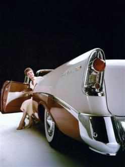 1956 Chevrolet Bel-Air | More vintage lusciousness here: http://mylusciouslife.com/photo-galleries/vintage-style-lovely-nods-to-the-past/: Chevrolet Bel Air, Belair, Classic Cars, 1956 Chevrolet, Vintage Cars, 1956 Bel Air, Photo, Chevy