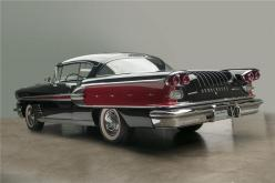 1958 PONTIAC BONNEVILLE 2 DOOR HARDTOP - Barrett-Jackson Auction Company - World's Greatest Collector Car Auctions: Automobiles, Bonneville 1958, Collector Cars, 58 Bonneville, Classic Rides, Hot, 1958 Pontiac, Pontiac Bonneville, Classic Cars Trucks