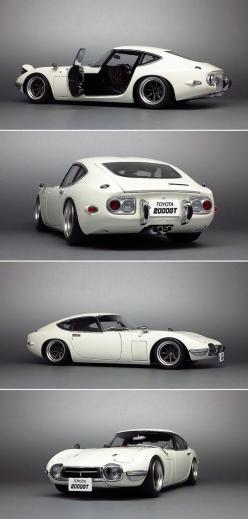 1967 Toyota 2000 GT: Toyota2000Gt, Classic Cars, Automobile, 2000 Gt, Toyota 2000Gt