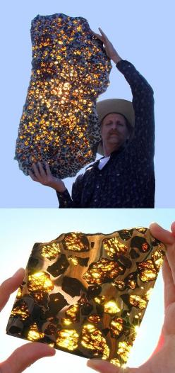 36 Rare Pictures That Everybody Needs To See Right Now. #2 Will Blow Your Mind! When Sunlight Passes Through, This Rare Meteorite, Known As Fukang Meteorite, Becomes Absolutely Beautiful.: Sunlight Passes, Sun Shine, Amazing Pictures, Fukang Meteorite, Ro