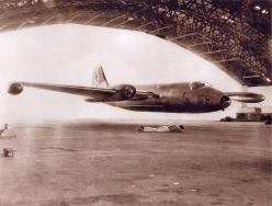 'RAAF Un-Official' Canberra Mk20 A84-216 'Hangar Fly Through' Amberley C1970 - Photographer Unknown. Brave pilot and person on the ground: Airplanes Airplanes, Airplanes Jets Helicopters, Airplanes Choppers Military, Airplane Photos, Aweso