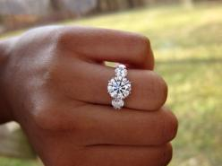 5 stone engagement ring in handmade setting by Diamonds by Lauren oh my goodness!: Dream Ring, Wedding Ideas, Weddings, Dream Wedding, Wedding Rings, Future Wedding, Engagement Rings