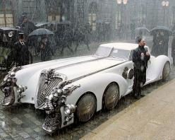 8D: Cars, Vehicle, Movie, Auto, League, Extraordinary Gentlemen, Steampunk