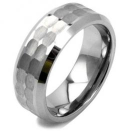 8mm Tungsten Hammered Wedding Ring. Hammered mens wedding rings. IN STOCK. $70.00: 8Mm Tungsten, Men Wedding Bands, Tungsten Wedding Bands, Wedding Rings Bands, Hammered Mens, Tungsten Rings, Tungsten Hammered