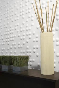 Absolutely love the idea of having a braille wall. Would want it to be a bit more to scale of used braille though...: Decor, Ideas, Braille Wall, Wallpapers, Wall Tile, Wall Flats, Design, Inhabit Braille
