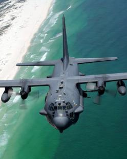 ac-130 Spooky or it's cousin Spector Gun ship....do not want to see this flying in circles around you...: Ac 130H Spectre, Military Aircraft, Ac 130 Gunship, Air Force, Stuff, Airplanes, Ac 130 Spooky, Ac130