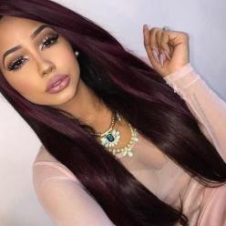 "Affordable luxury 100% virgin hair starting at $65/bundle in the USA. Achieve this look with our luxury line of Malaysian Silky Straight hair extensions, available in lengths 12"" - 28"". www.vipextensionbar.com email info@vipextensionbar.com: Face,"