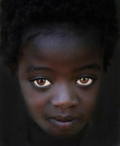 Africa | A little girl in Jinka, Omo Valley, Ethiopia | © Steve Wallace: Omo Valley, Girl, Faces, Beautiful, Steve Wallace, Big Eye, Photo, Ethiopia, Eyes