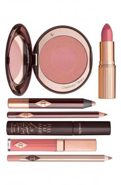 All you need to re-create The Ingénue look. | Charlotte Tilbury: Gift Boxes, Set 213, Beauty Products, Charlotte Tilbury, Polyvore Finds