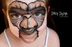 AMAZING Face painting Art! Check out the whole collection!: Idea, Faces, Face Paintings, Makeup, Art, Halloween, Kid