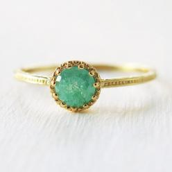 aqua blue ring, gold ring, band ring, sparkly ring, druzy ring, bridesmaid gift, stacking rings, green gold ring: Thin Gold Rings, Green Gold, Druzy Ring, Blue Green Ring, Band Rings, Stacking Rings