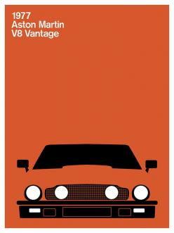 Aston Martin V8 Vantage, 1977: Martin V8, Graphic Design, Alfa Cars, Art Photog Design, Aston Martin