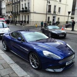 Aston Martin Vanquish: Picture, Supercar, Automobile, Cars