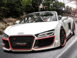 Audi R8 Spyder Restyled by Regula Tuning: Audir8, Audi R8, Dream Cars, Vroom Vroom, Auto, R8 V10, V10 Spyder