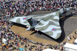 Avro Vulcan XH558 'Spirit of Great Britain' at RAF Farnborough: Airplanes Airplanes, Military Aircraft, British Planes, Aviation Raf Avro Vulcan, Favourite Aircraft, Aircraft Things