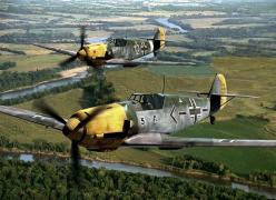 awesome airplane picture | Click on the link to see more awesome WW2 aircraft photos....: Me 109, Aircraft, Ww2 Aircraft, War Ii, Wwii Aircraft, Planes