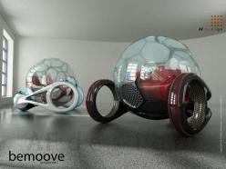 Awesome concept car- we may need a new pinboard: Concept Transportation!: Bemoove Concept, Future, Bubbles, Concept Transportation, Concept Cars, Awesome Concept, Bubble Trike, Design